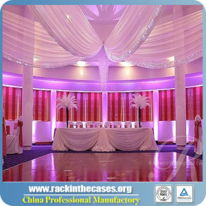 Aluminum Pipe and Drape Backdrop Wedding Tent From China pictures & photos