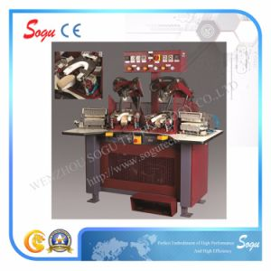 Toe Cap Forming Machine pictures & photos