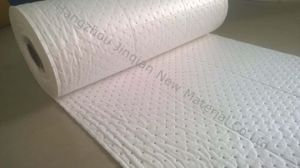 Nonwoven Oil Absorbent Pads and Rolls pictures & photos