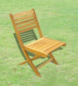 Garden Furniture Outdoor Wooden Backrest Chair for Rest