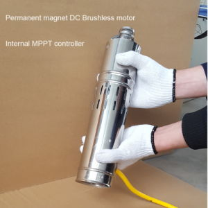 12V DC Solar Submersible Pump, Brushless Motor with Internal Controller pictures & photos