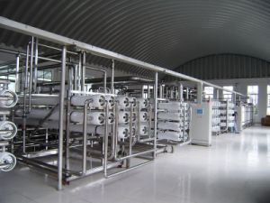 Whey/Milch Concentrating Membrane System Project pictures & photos