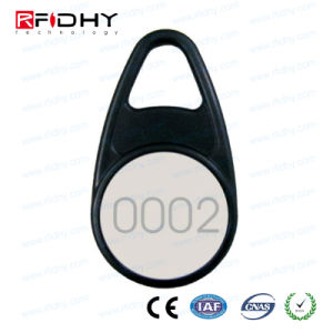 Waterproof Ntag213 NFC RFID Keyfob for Access Control pictures & photos