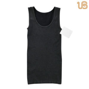 Seamless Vest Longe Underwear for Lady pictures & photos
