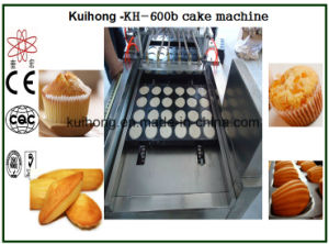 Kh-600 Popular Cup Cake Machine Manufacturer pictures & photos