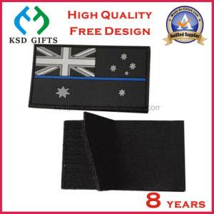 No Minimum Order Qty PVC Velcro Patch, Fashion Jewelry pictures & photos