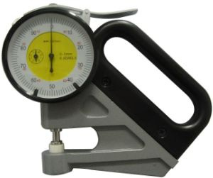 Measuring Tool Throat Depth 10/15mm Dial Thickness Gauge pictures & photos