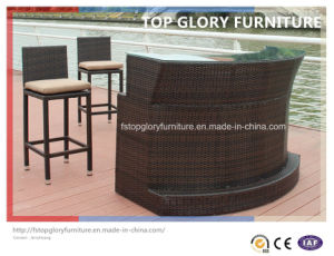 Rattan Furniture - Bar Chair and Table (TG-1707) pictures & photos