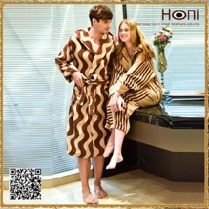 Wholesale New Design Bathrobe, China Manufacture Bathrobe, China Supllier Bathrobe pictures & photos