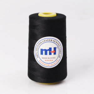 Wholesale High Quality 40/2 40s/2 Cotton Polyester Core Sewing Thread pictures & photos