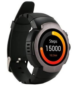 High Quality 3G Android 5.1 Smart Watch with Heart Rate Monitor (KZ09) pictures & photos