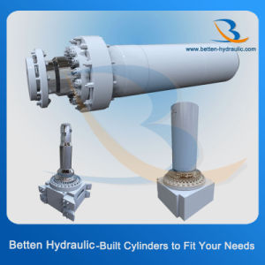 Steady and Reliable Performance Heavy Duty Manufacturer Hydraulic Press Cylinder pictures & photos