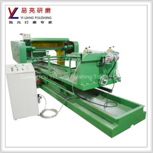 Aluminium Alloy Tube Buff Machinery pictures & photos