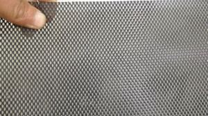Stainless Steel Colored Window Screen Netting Over World on Sales pictures & photos