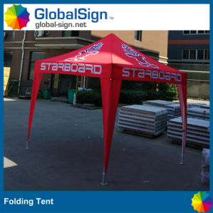 China Manufacturer on 3 M * 3 M Ez up Canopy Advertising Custom Mini Marquee Tent pictures & photos