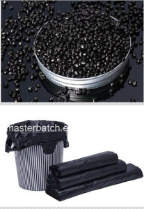 White Black Color Masterbatch for Blowing & Molding pictures & photos