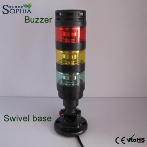 New 24V Warning Light with or Without Siren Audible Adjustable pictures & photos