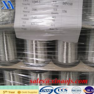 0.3mm 316L Ss Stainless Steel Spring Wire pictures & photos