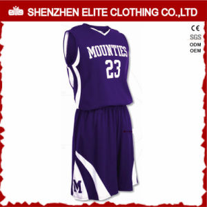Fashionable Custom High Quality Basketball Training Jersey (ELTBNI-15) pictures & photos