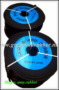 Black Rubber Strip, Rubber Skirtboard, Conveyor Belt Rubber Skirting Board pictures & photos