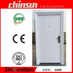 Simple and Elegant Style of Steel Door pictures & photos