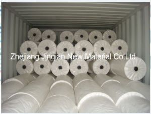ISO9001 S. F Microporous Nonwoven Fabric for Type 5&6 Protective Coverall pictures & photos