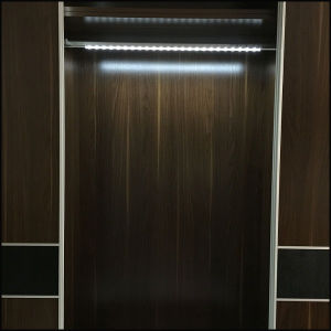 Elastic Adjustable LED Closet Rod with PIR Sensor Switch pictures & photos