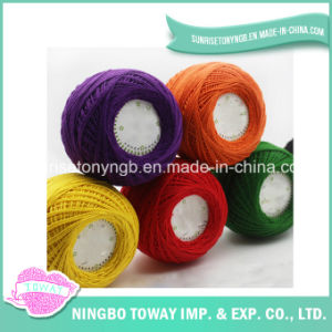 Hand Knitting Yarn Embroidery Lace Crochet Cotton Thread pictures & photos