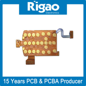 Irregular Circuit Board FPC with Immersion Gold Surface Treatment pictures & photos