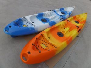 Wholesale Sit on Top Fishing Leisure Kayaks for Sale pictures & photos