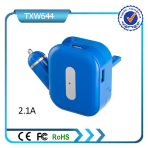 UK Plug Dual USB Wall Charger Universal pictures & photos