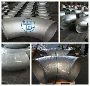 ASTM A403 Ss300 Series Forged Seamless Steel Pipe Fittings pictures & photos