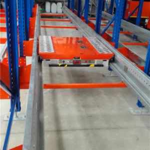 Automatic Storage Device Radio Shuttle for Pallet Storage pictures & photos