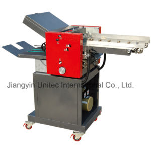 Hot Selling Items High Speed Paper Folder Machine From China Hb 384s