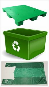 Green Color Masterbatch for Plastic Products pictures & photos