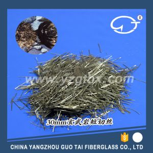 Competitive Price Basalt Fiber Chopped Strand pictures & photos