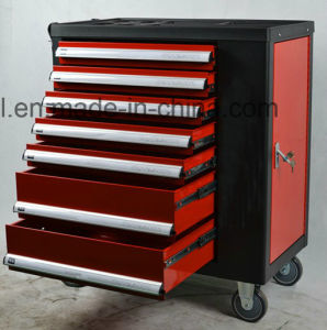 228PCS Red New Image Trolley Tool Set with Holder (FY228A3) pictures & photos