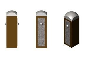 Piezoelectric Stack Piezoelectric Ceramic Circular Micro-Displacement Actuator pictures & photos