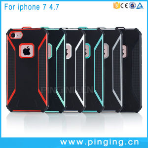 Hybrid PC TPU Armor Cases for iPhone 7 Hard Case pictures & photos