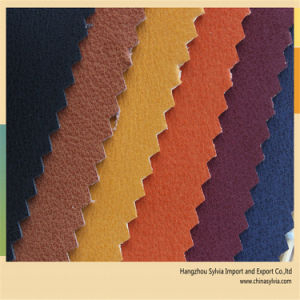 PU Microfiber Synthetic Leather