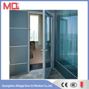 China Aluminum French Glass Door Manufacturer pictures & photos