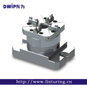 Square CNC Pneumatic Chuck 3r Erowa Compatible EDM Suitable for EDM CNC pictures & photos