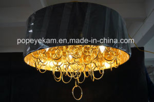 Decorative Iron Gold Plated Chandelier Pendant Lighting (ka9022) pictures & photos