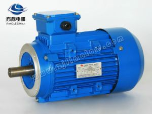 Ye2 4kw-4 High Efficiency Ie2 Asynchronous Induction AC Motor pictures & photos