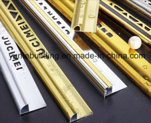 Extrusion Aluminum Tile Edge Profile pictures & photos