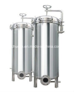 Industrial Stainless Steel Water Filter Bag Type for Water Treatment pictures & photos