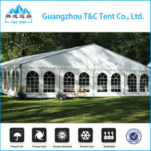 30 M Huge a-Frame Structure Marquee Tent for Outdoor Event, Auto Show pictures & photos