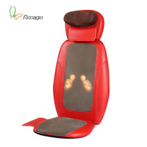 Neck Back Car and Home Seat Massage Cushion Target pictures & photos