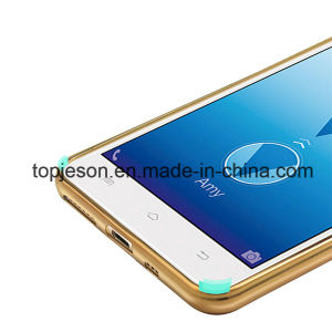 Flexible High Clear Electroplated Phone Case for Vivo X6 pictures & photos