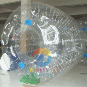 Commercial 0.8mm PVC Inflatable Water Roller Ball for Water Walking pictures & photos